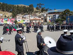 Independance day Bolivia, Tiquina