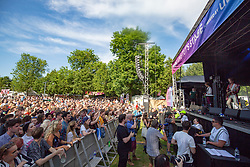 King No-One play the King Tut's stage, Sunday 1st July at TRNSMT 2018.