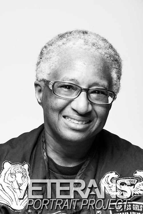 Gwendolyn Sheppard<br /> Air Force<br /> O-4<br /> Civil Engineer<br /> 1980 - 2009<br /> OIF<br /> <br /> Veterans Portrait Project<br /> Chicago, IL
