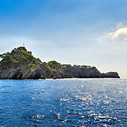 Amalfi Coast, Li Galli is an archipelago belonging to the town of Positano (SA), located a few kilometers south of the Sorrento Peninsula and consists of three islands