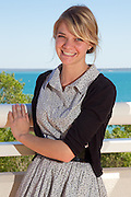 Jessica Watson. Tells her story in Darwin. Photo Shane Eecen.