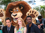 Madagascar 3 photocall at the Cannes Film Festival