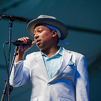 Kermit Ruffins & The Barbecue Swingers, New Orleans Jazz & Heritage Foundations 2013