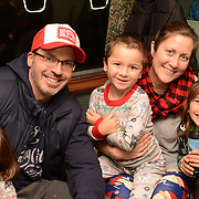 Morristown & Erie Polar Express 12/3/2016