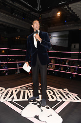 British fine jewellery brand Boodles welcomed guests for the 2013 Boodles Boxing Ball in aid of Starlight Children's Foundation held at the Grosvenor House Hotel, Park Lane, London on 21st September 2013.<br /> Picture Shows:-HUGH VAN CUTSEM<br /> <br /> Press release - https://www.dropbox.com/s/a3pygc5img14bxk/BBB_2013_press_release.pdf<br /> <br /> For Quotes  on the event call James Amos on 07747 615 003 or email jamesamos@boodles.com. For all other press enquiries please contact luciaroberts@boodles.com (0788 038 3003)