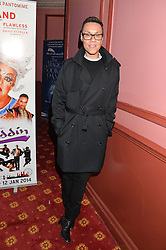GOK WAN at a VIP evening for the pantomime Aladdin at The New Wimbledon Theatre, The Broadway, Wimbledon, London SW19 on 9th December 2013.
