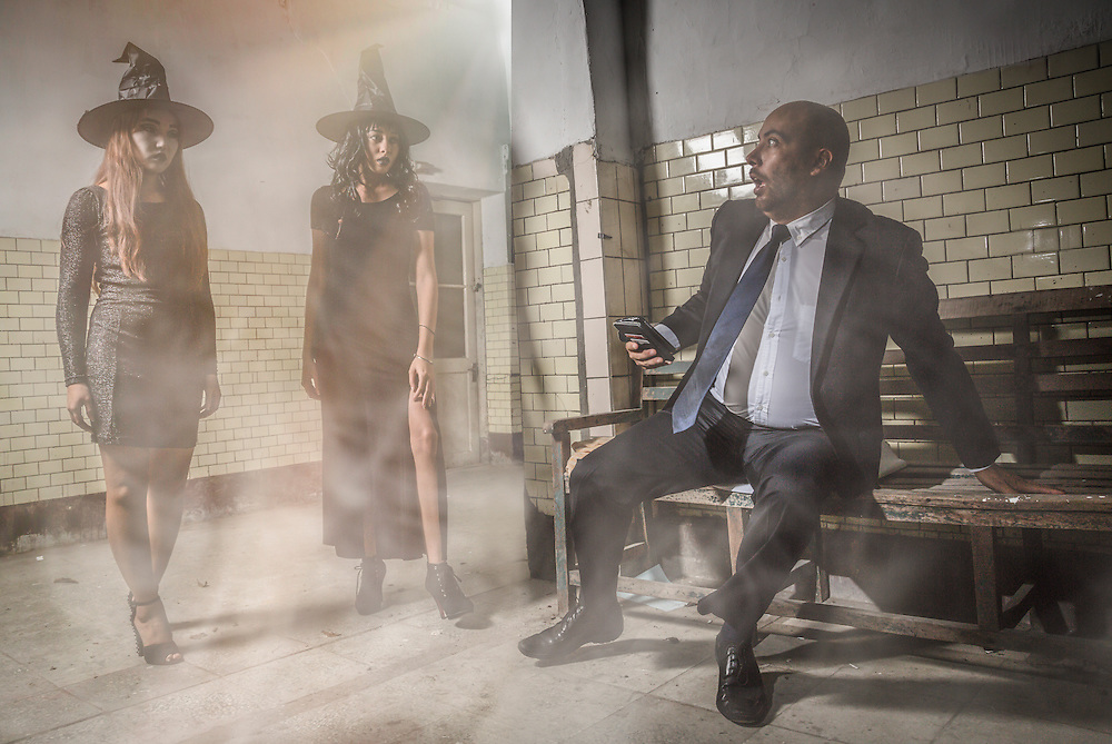 The Witches - Halloween shoot
