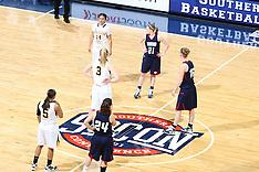 WBB Championship Game -  Samford vs Appalachian State