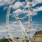 London Eye, River Thames, London, UK