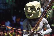 Mudmen of Goroka, Papua New Guinea<br />