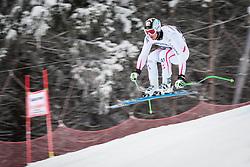 21.02.2013, Kandahar, Garmisch Partenkirchen, AUT, FIS Weltcup Ski Alpin, Abfahrt, Herren, 1. Training, im Bild Hannes Reichelt (AUT) // Hannes Reichelt of Austria in action during 1st practice of the  mens Downhill of the FIS Ski Alpine World Cup at the Kandahar course, Garmisch Partenkirchen, Germany on 2013/02/21. EXPA Pictures © 2013, PhotoCredit: EXPA/ Johann Groder