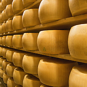 production of Parmigiano Reggiano
