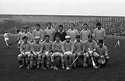 13/09/1970<br /> 09/13/1970<br /> 13 September 1970<br /> All-Ireland Intermediate Semi-Final: Dublin v Antrim at Croke Park, Dublin.<br /> The Antrim team.