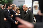Presidente della Repubblica Sergio Mattarella nel capoluogo pugliese