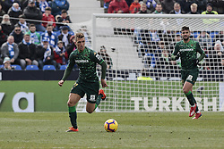 February 10, 2019 - Madrid, Madrid, Spain - Real Betis Balompie's Giovani Lo Celso during La Liga match between CD Leganes and Real Betis Balompie at Butarque Stadium in Madrid, Spain. February 10, 2019. (Credit Image: © A. Ware/NurPhoto via ZUMA Press)