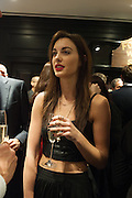 EMILY HARTRIDGE, Opening of new Hackett flagship store. Regent St. London. 28 November 2013.