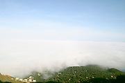 Brumadinho_MG, Brasil...Fotos da vista do alto da Serra da Moeda, onde funciona o Clube de Voo de Belo Horizonte. Na foto vista panoramica do condominio Retiro do Chale...View of Serra da Moeda, in this place has Voo Livre Club. In this photo the panoramic view of Retiro do Chale...Foto: LEO DRUMOND / NITRO