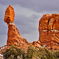 Balanced Rock, Arches NP