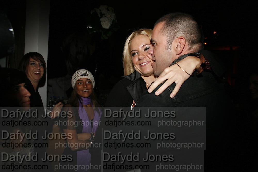 Sienna MIller and Roland Mouret, Pepe Jeans, Sienna Miller  new ambassador party. 17 Berkeley Street, London, W1.  4 October 2006. -DO NOT ARCHIVE-© Copyright Photograph by Dafydd Jones 66 Stockwell Park Rd. London SW9 0DA Tel 020 7733 0108 www.dafjones.com