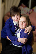 """EXCLUSIVE<br /> <br /> Best friends Hannah Binyon and Storm Wilson have a lot to be thankful not least their solid friendship born out of devastating illness.<br /> <br /> The ten-year-olds have battled back from frightening sickness which threatened both of their young lives. As a result, the classmates have formed such a close bond they help each other through day to day life. And to show the world their fighting spirit, young Storm has had 2ft 6ins of her long locks chopped off – her first ever hair cut - to support the charity which helped her best friend.<br /> <br /> Hannah's mum Gemma, from Rayleigh, Essex, said: """"What Storm has done for their friendship is a huge deal. We're totally overwhelmed that she would do that. Storm just kept saying 'wow' when she heard what her friend was doing for her. What a lovely thing to do.<br /> <br /> """"Hannah wore a wig occasionally when she lost her hair through chemo and Storm knows that. What an amazing little girl.""""<br /> <br /> Back in 2010, a five-year-old Hannah was diagnosed with stage four neuroblastoma, a rare childhood cancer found in the nerve cells. By the time her mystery illness was diagnosed, she had to be placed into a coma to give medics at Great Ormond Street Hospital time to act. Her parents were told there was a 10% chance of her beating it.<br /> <br /> Gemma said: """"She had been poorly for six months, crying every night saying her legs hurt. She lost lots of weight and, to me, she looked like she was dying, but the doctors couldn't work out what was wrong. She stopped eating, stopped playing and stopped being happy. That Christmas, she didn't even want to open her presents. When she collapsed at school, we rushed her to A&E and insisted on answers. Within an hour of being taken to GOSH, she had been diagnosed.<br /> <br /> """"By then, she was almost paralysed as she was riddled with cancer.""""<br /> <br /> After a year of treatment, Hannah has been left with a dormant tumour on her spine and nerve damage to"""