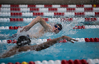St Paul's School swim meet.  ©2020 Karen Bobotas Photographer