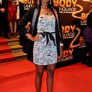 NLD/Amsterdam/20111004 - Premiere Body Language, Jasmine Sendar