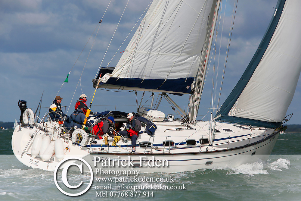 INSEYANDRA Round the island Race 2016