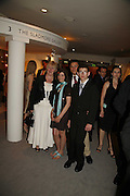 Kim Aldridge, Katy Aldridge, Joshua Aldridge and Richard Aldridge. Gala champagne reception and dinner in aid of CLIC Sargent.  Grosvenor House Art and Antiques Fair.  Grosvenor House. Park Lane. London. 15  June 2006. ONE TIME USE ONLY - DO NOT ARCHIVE  © Copyright Photograph by Dafydd Jones 66 Stockwell Park Rd. London SW9 0DA Tel 020 7733 0108 www.dafjones.com