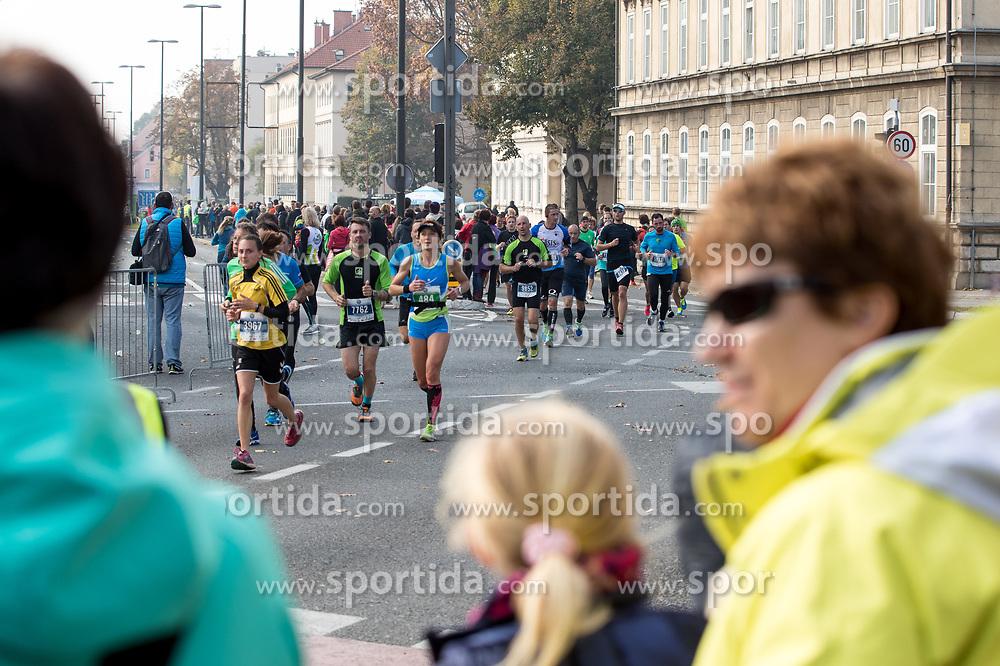 21km and 42km Run at Volkswagen 22nd Ljubljana Marathon 2017, on October 29, 2017 in Ljubljana, Slovenia. Photo by Matic Klansek Velej / Sportida