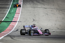 November 3, 2019, Austin, United States of America: Motorsports: FIA Formula One World Championship 2019, Grand Prix of United States, ..#11 Sergio Perez (MEX, Racing Point F1 Team) (Credit Image: © Hoch Zwei via ZUMA Wire)