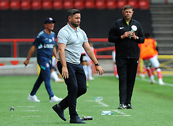 Bristol City head coach Lee Johnson looks frustrated - Mandatory by-line: Nizaam Jones/JMP- 18/08/2018 - FOOTBALL - Ashton Gate Stadium - Bristol, England - Bristol City v Middlesbrough - Sky Bet Championship