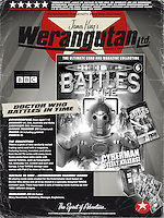 Doctor Who - Battles In Time<br />