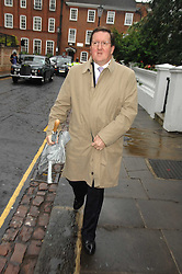 LORD ROBERTSON at the annual Sir David & Lady Carina Frost Summer Party in Carlyle Square, London SW3 on 5th July 2007.<br /><br />NON EXCLUSIVE - WORLD RIGHTS