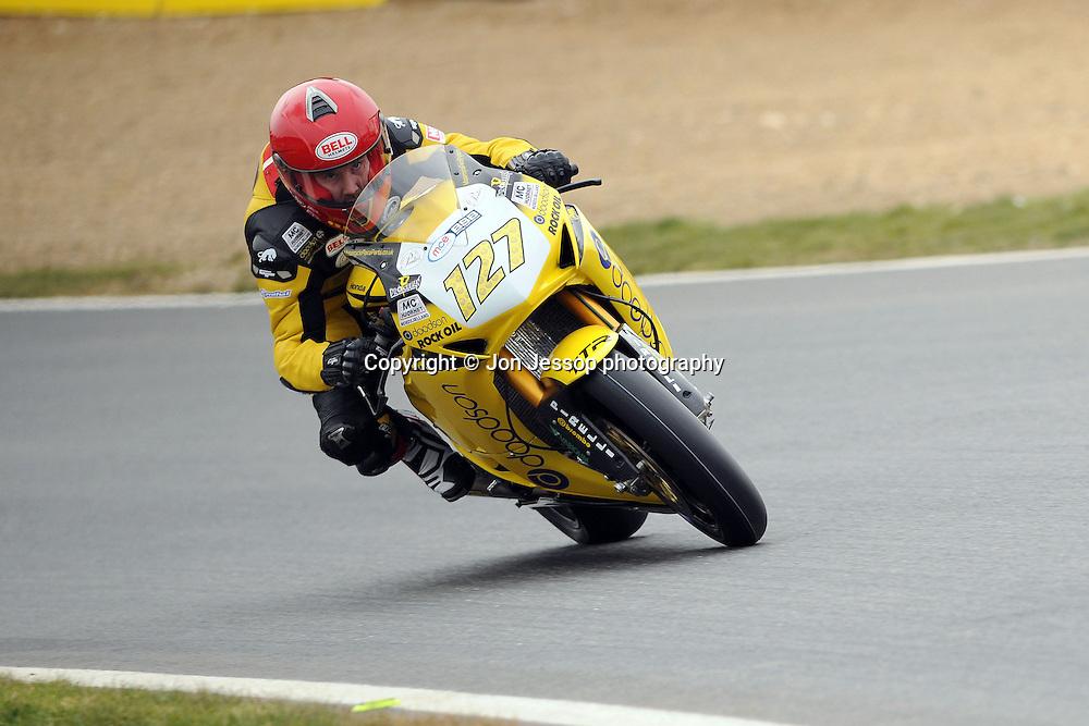 #127 Robin Harms Doodson Motorsport Honda