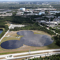 ORLANDO, FL - MARCH 23:  EPCOT remains closed to the public due to the Coronavirus threat on March 23, 2020 in Orlando, Florida. The United States has surpassed 43,000 confirmed cases of the Coronavirus (COVID-19) and the death toll climbed to at least 514. (Photo by Alex Menendez/Getty Images)