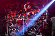 Mike Portnoy during Sons of Apollo performance at The Opera House.<br />