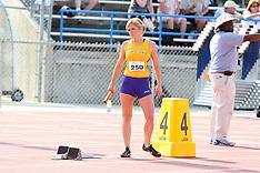 Womens 4x100 Meter Relay