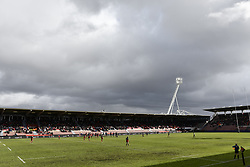 January 27, 2019 - Toulouse, France - Stade Ernest Wallon a Toulouse (Credit Image: © Panoramic via ZUMA Press)