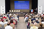 Good Samaritan Hospital hosts its Stroke Survivor Reception at the Addison-Penzak Jewish Community Center Silicon Valley in Los Gatos, California, on May 13, 2015. (Stan Olszewski/SOSKIphoto)