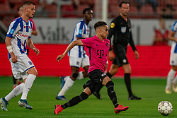 "Othman Boussaid #26 of Utrecht in action. FC Utrecht convincingly won the practice match against sc Heerenveen. The ""Domstedelingen"" were too strong for SC Heerenveen in Stadium Galgenwaard with 4-1<br /> on August 20, 2020 in Utrecht, Netherlands"
