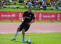 20.05.2012, Dolomitenstadion, Lienz, AUT, UEFA EURO 2012, Testspiel, Polen vs Rapid Lienz, im Bild Michal Kucharczyk (POL) // Michal Kucharczyk of Poland during test game of polish National Footballteam for preparation UEFA EURO 2012 against Rapid Lienz at Dolomitenstadion, Lienz, Austria on 2012/05/20. EXPA Pictures © 2012, PhotoCredit: EXPA/ Johann Groder