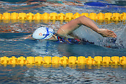Marie Wattel (FRA) competes on Women's 100 m Freestyle during during the French Open 2018, at Aquatic Center Odyssée in Chartres, France on July 7th to 8th, 2018 - Photo Stephane Kempinaire / KMSP / ProSportsImages / DPPI