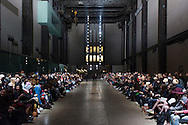 &copy; Copyright by Stefan Reimschuessel. <br /> All Rights Reserved.<br /> stefan@reimsphotography.com<br /> http://reimsphotography.com/<br /> 17 February 2014<br /> Ashish show at LFW London Fashion Week. Tate Modern.