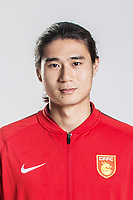 **EXCLUSIVE**Portrait of Chinese soccer player Zhao Yuhao of Hebei China Fortune F.C. for the 2018 Chinese Football Association Super League, in Marbella, Spain, 26 January 2018.