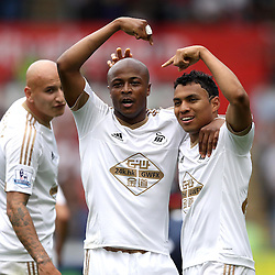 Swansea City v Newcastle United