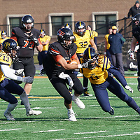 Nov 18th, 2017: Wartburg defeated Franklin 35-34 in overtime in the first round of the D3 Football playoffs
