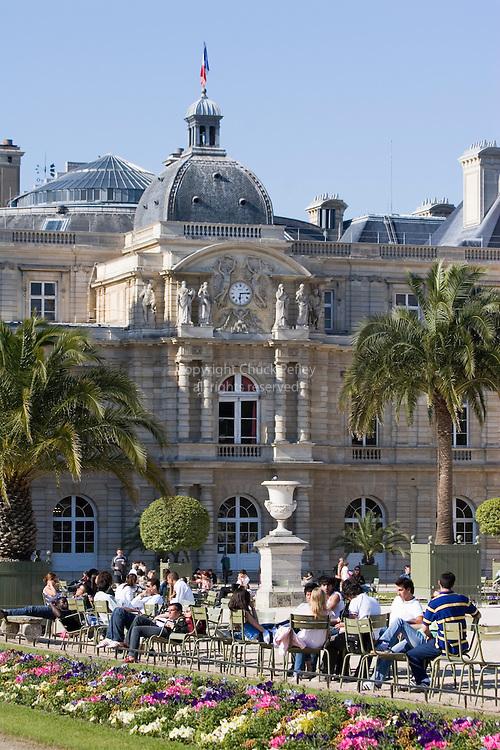 Jardin du Luxembourg, Paris France<br />