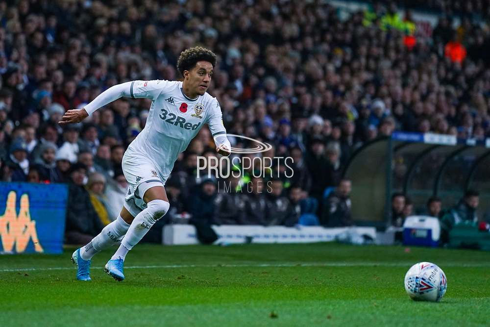 Leeds United forward Helder Costa (17) in action during the EFL Sky Bet Championship match between Leeds United and Blackburn Rovers at Elland Road, Leeds, England on 9 November 2019.