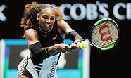 Serena Williams Australia Open 2017