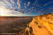 Monuments at sunrise in the Colorado National Monument in Fruita, Colorado, USA